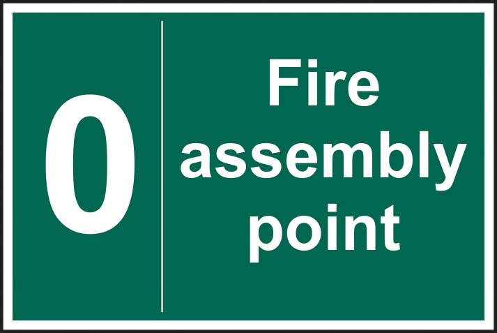 Fire Assembly Point 0