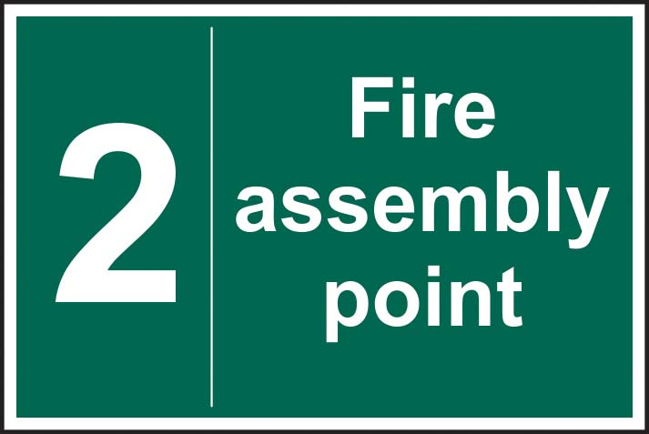 Fire Assembly Point 2