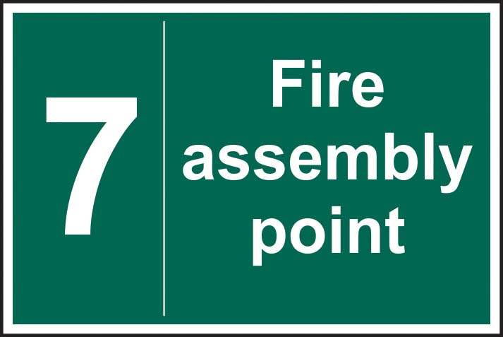Fire Assembly Point 7