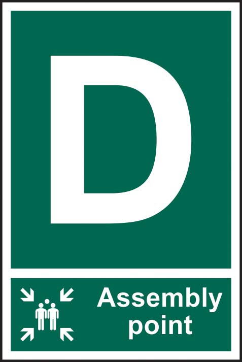 Fire Assembly Point D